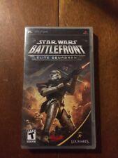 Star Wars: Battlefront Elite Squadron - Sony PSP Brand New Factory Sealed