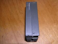 Siemens 6ES7340-1AH02-0AE0 E:02 Simatic S7-300 CP340 RS232C used excellent cond.
