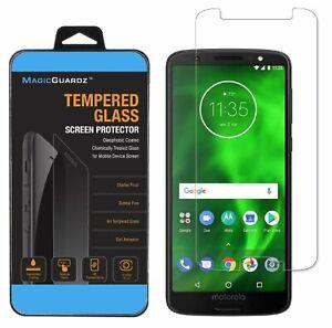 Premium Tempered Glass Screen Protector For Motorola Moto G6 Play Boostmobile