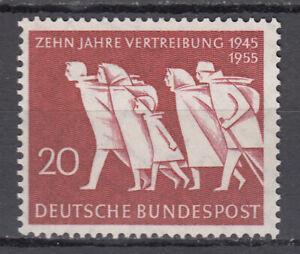BRD 1955 Mi. Nr. 215 Postfrisch LUXUS!!!