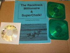 THE RACETRACK MILLIONAIRE & SUPERCHALK (CD-ROM 1999)RPM INFORMATION SYSTEMS