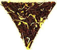 Passion Fruit With Flowers Flavoured Loose Leaf China Black Tea Wonderful Aroma
