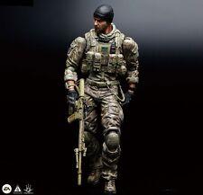Square Enix Medal of Honor Warfare Play Arts Kai Series Preacher Figure