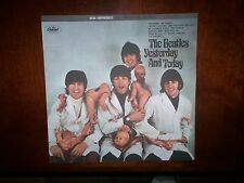 THE BEATLES YESTERDAY AND TODAY BUTCHER COVER REPRO STEREO SLICK