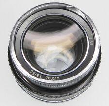 Carl Zeiss 50mm f1.8 Ultron Nikon mount  #7218233