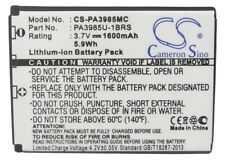 New Battery for Toshiba Camileo X200 Camileo X400 Replacement PA3985U-1BRS