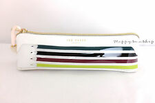 TED BAKER Iulia Pencil Print Pencil Case Make Up Cosmetic Bag