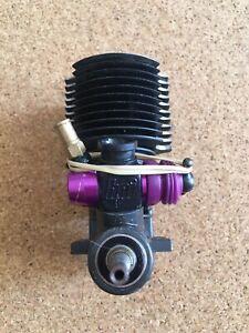 Hpi S-25 Nitro Engine