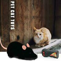 Funny Electronic Mouse Toy Remote Control Pet Cat Interactive Mouse Toy K8M6