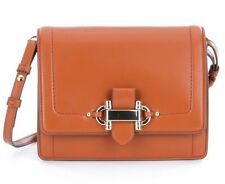 NEW Authentic Cole Haan Designer Zenna Crossbody  Bag Satchel Leather Purse