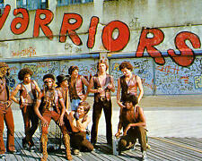 Michael Beck  The Warriors Cast By Graffitti 11x17 Mini Poster