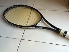 HEAD Graphite Pro 600 Twaron Fiber (Made In Austria) Vintage Rare Tennis Racket