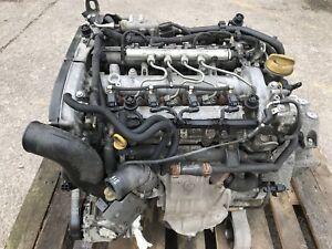 05 Saab 9-3 1.9tid Bare Engine 150bhp Good working order. 120k Miles