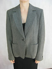 Max Mara Size 14 Grey Casual Jacket - great for the cooler months