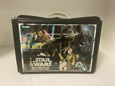 STAR WARS MINI ACTION FIGURE COLLECTOR'S CASE 1977