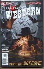 All Star Western 2011 series # 5 near mint comic book