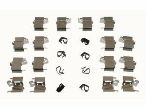 For 2012-2013 Mitsubishi Fuso Canter FE160 Brake Hardware Kit 82245MD