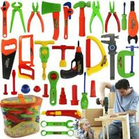 32*DIY Child Kids Funny Simulation Repair Tool Suit Gift Early Educational Toys