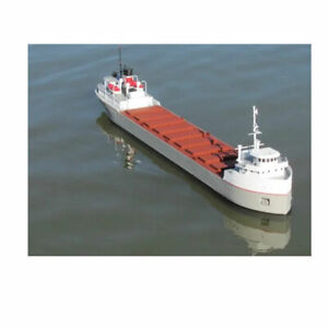 """Dumas Products Inc. Great Lakes Freighter Boat Kit 46"""""""