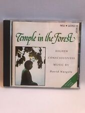 David Naegele : Temple In The Forest CD Original 1982 Copy