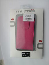 NEW FLIP POUCH FOR SAMSUNG i8000 OMNIA 2 PINK