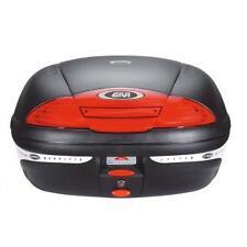 Baúl Top Case GIVI E-450 Negro de 45 litros