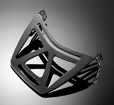 BLACK LUGGAGE RACK for FXD DYNA MODELS Highway Hawk Sissy Bar/Backrest: 525-002B