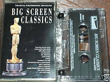 ROYAL PHILHARMONIC ORCH BIG SCREEN CLASSICS CASSETTE