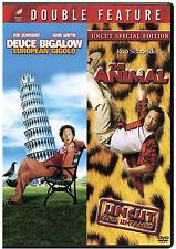 Deuce Bigalow: European Gigolo / The Animal   (DVD 2 disc) Rob Schneider  NEW