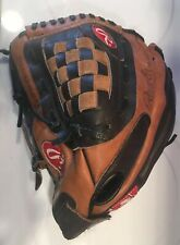 Rawlings Pl120 12-inch Player Series Glove Left Hand Thrower Leather Palm