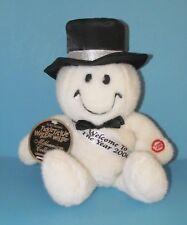MAIN JOY Tickle Tickle Wiggle Wiggle Millennium Collectible SNOWMAN Ltd  2000