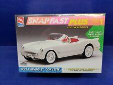 AMT 1953 Chevrolet Corvette Kit # 8314 Snapfast plus Factory Sealed 8+ 1:25