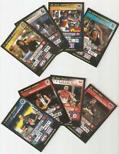 Teamcoach 2001 AFL Team Sets - You Choose