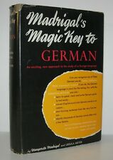 MADRIGAL'S MAGIC KEY TO GERMAN - Madrigal, Margarita - First Edition 1st Print