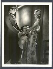 CONSTANCE BENNETT + GILBERT ROLAND - EXQUISITE 1933 PHOTO IN EXCELLENT- COND.