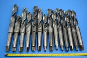 Imperial Morse Taper 3 Drill Bits (Dormer / Intal) - Numerous sizes -  select: