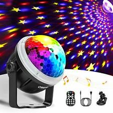 Disco Lights, Disco Ball Lights with Star Pattern