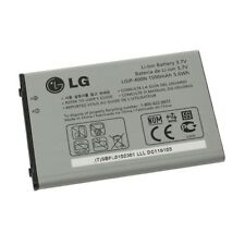 LG IP-400N Battery Optimus One Gx200 GW880 P500 P509 GT 540