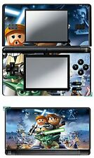 VINYL SKIN STICKER FOR NINTENDO DS LITE REF 42 LEGO STAR WARS