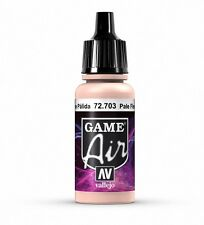 VALLEJO GAME AIR AIRBRUSH PAINT - PALE FLESH 17ML - 72.703