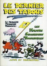 MOLOCH LE DERNIER DES TABOUS LES MST - LA MUTUALITÉ FRANÇAISE 1986