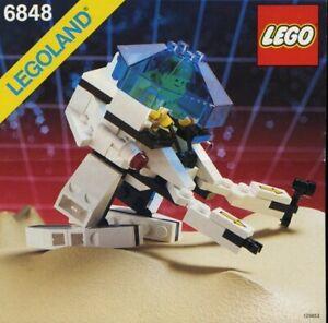 LEGO Space Strategic Pursuer (6848) (Vintage)