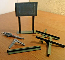 1984 G.I. JOE - MACHINE GUN DEFENSE UNIT - PARTIAL SET  (12-1220)