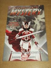 Journey Into Mystery Stronger Than Monsters Vol 1 (Paperback)< 9780785161080