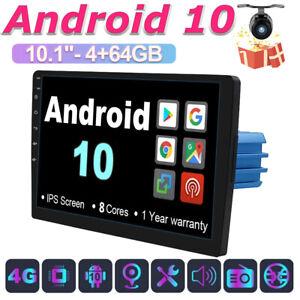 """10.1"""" Autoradio Android 10.0 GPS NAVI Stereo 2DIN DAB+OBD WI-FI BT 5.0 4GB+64GB"""