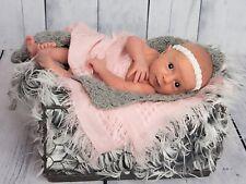 Reborn Kit REALBORN ARIA AWAKE WITH BODY COA BOUNTIFUL BABIES TO BE COMPLETED