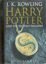 HARRY POTTER & THE DEATHLY HALLOWS J K Rowling 1st hb 2007 Classic collectable