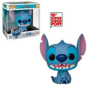 """Funko POP! Jumbo Disney Lilo and Stitch: Stitch 10"""" OVERSIZE FUNKO"""
