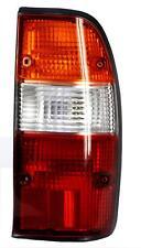 Luz trasera para Mazda B2500 lámpara de cola taillamp camioneta RH O/S Lente anulado
