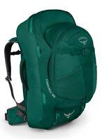 Osprey Fairview 55 S / M Rucksack Reisetasche Wanderrucksack Rainforest Green